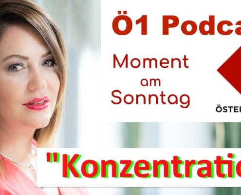 OE1 Interview über Konzentration