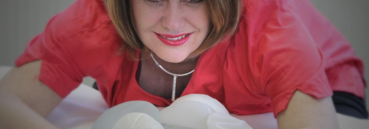 Brustimplantate bei Dr. Sabine Apfolterer