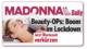 Madonna Magazin Lockdown Boom Beauty OPs