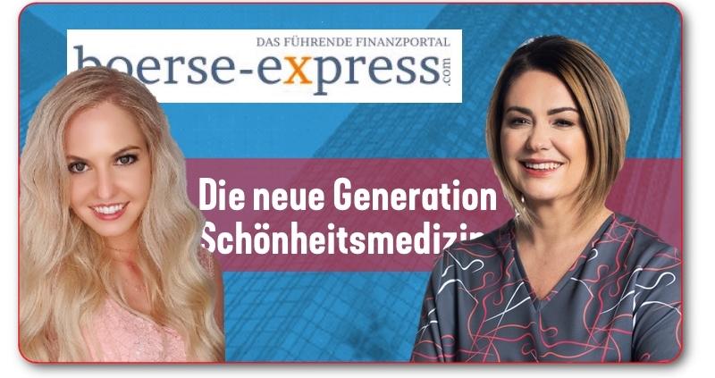 Neue Generation von Schönheitsmedizinern